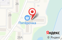 Схема проезда до компании Ликино-Амарант в Ликино-Дулево