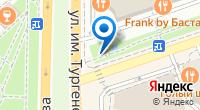 Компания Диорама на карте