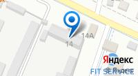 Компания Кратон на карте