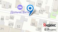 Компания дарстрой-юг инвест на карте