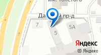Компания Элвис-Юг на карте