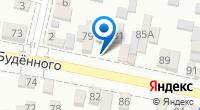 Компания Рус-Карт на карте