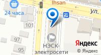 Компания Краснодарэлектросеть на карте