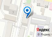 Общежитие КТК на карте