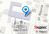 Екатеринодарская Духовная Семинария Екатеринодарской и Кубанской Епархии русской Православной церкви на карте