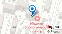 Компания Краснодарский медико-биологический центр на карте