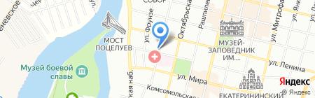Аргументы и Факты на карте Краснодара