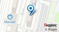 Компания ЮРСК на карте