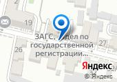 Нотариус Антоненко Т.В. на карте