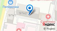 Компания А410 на карте