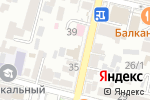 Схема проезда до компании Черная кошка в Краснодаре