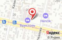 Схема проезда до компании Мириада-Грин в Краснодаре
