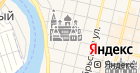 Продовольственный магазин на ул. Фрунзе на карте
