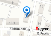 Катушка Мишина на карте