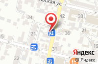 Схема проезда до компании Восток Черноморский в Краснодаре