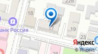Компания ПК КУБАНЬТЕХНОСЕРВИС на карте
