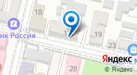 Компания m2 на карте