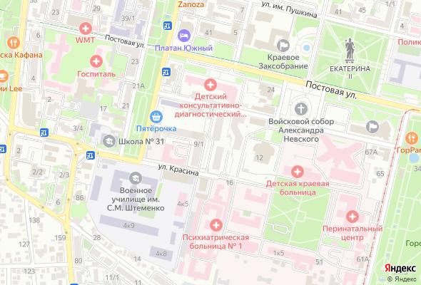 продажа квартир Кондратенко 6
