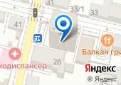 Центр международной торговли-Краснодар на карте