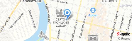 Детский сад №39 на карте Краснодара