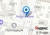 Магазин сухих строительных смесей на карте