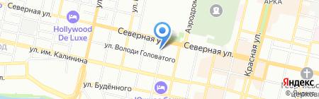 Акватехник на карте Краснодара