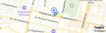 Служба недвижимости края на карте Краснодара