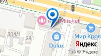 Компания Талисман на карте