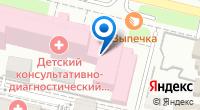 Компания Радуга звуков на карте