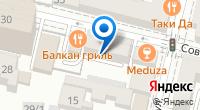Компания Proffi на карте
