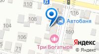 Компания Wildberries на карте
