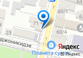 Кубаньстрой-САнВиМа на карте
