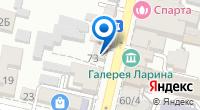 Компания Гостевой дом на карте