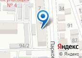 Общежитие КубГТУ на карте