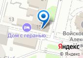 Л-КИМ на карте
