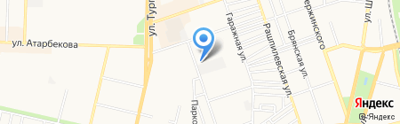 Детский сад №33 Ёлочка на карте Краснодара