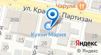 Компания Друзья на карте