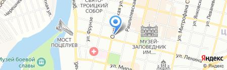 АрхСтройПроект на карте Краснодара