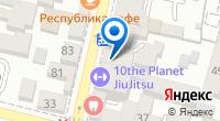 Компания Фрезия на карте