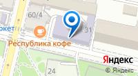Компания Центр спортивной подготовки по настольному теннису на карте
