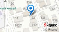 Компания Brand Seven на карте