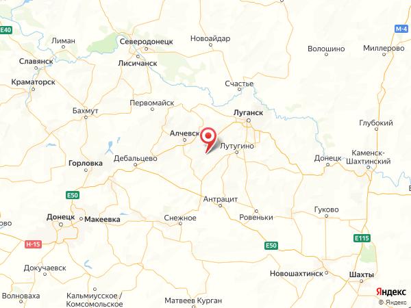 село Малая Мартыновка на карте