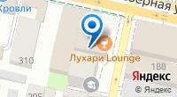 Компания Технологии успеха на карте