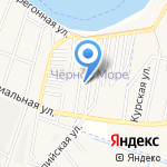 Доступное жилье на карте Краснодара