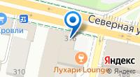 Компания Центр ванн на карте