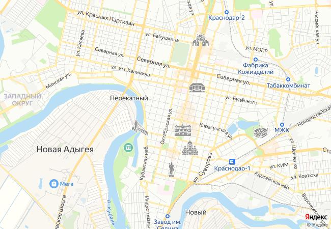 Аренда офиса, Краснодар, Карасунская ул, 49 - снять ...
