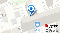 Компания Сёма на карте