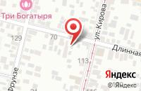 Схема проезда до компании Бобёр в Ильском