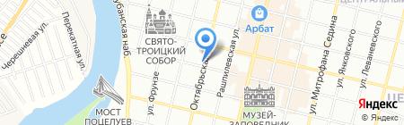Дентал-Фарма+ на карте Краснодара