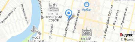Prima на карте Краснодара
